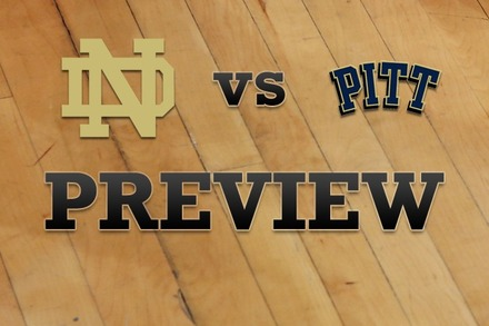 Notre Dame vs. Pittsburgh: Full Game Preview