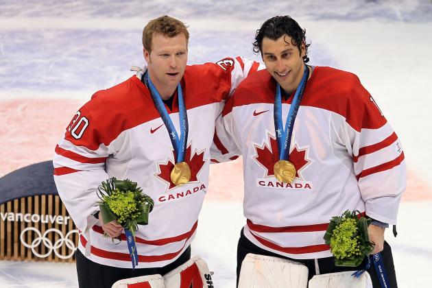 Martin Brodeur Doesn't Rule out 2014 Olympics Appearance for Canada