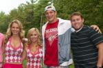 Classic Pics of Gronk Partying With, Not Without, His Shirt