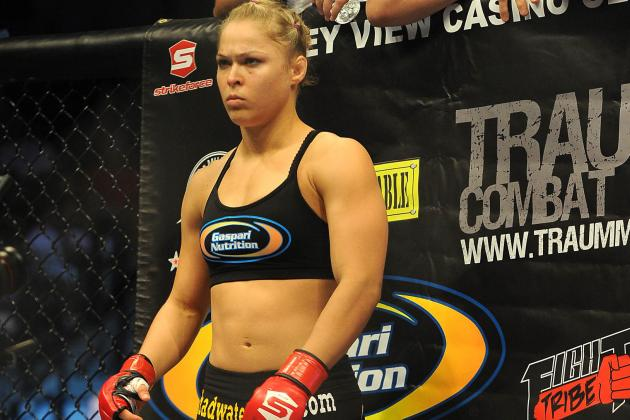 Rousey vs. Carmouche: Breaking Down Historic UFC 157 Main Event