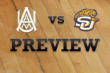 Alabama A&M vs. Southern University: Full Game Preview