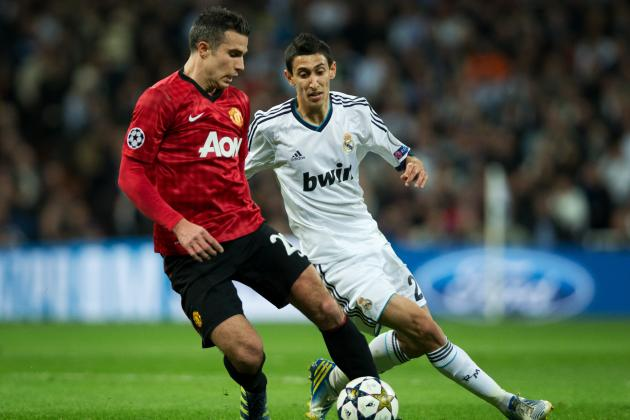 Robin Van Persie Wants to Play All United Games