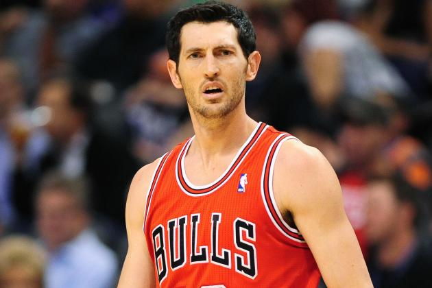 Report: Kirk Hinrich (Elbow) to Return Tuesday