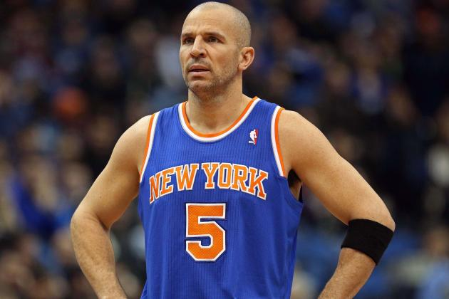 Knicks Need Kidd to Find His Touch