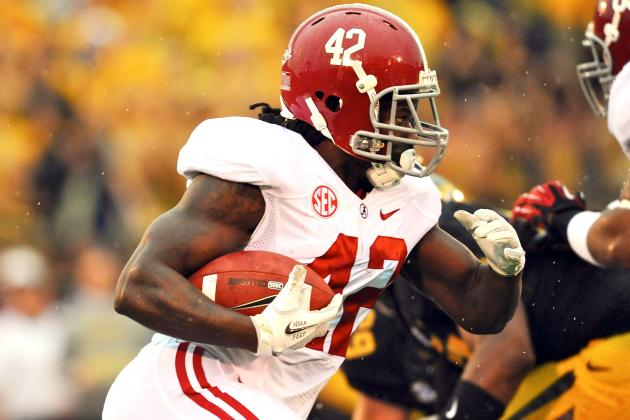 Eddie Lacy Will Not Work Out at Combine After Injuring Hamstring