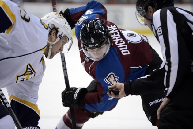 ESPN Gamecast: Predators vs. Avalanche