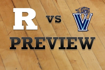 Rutgers vs. Villanova: Full Game Preview