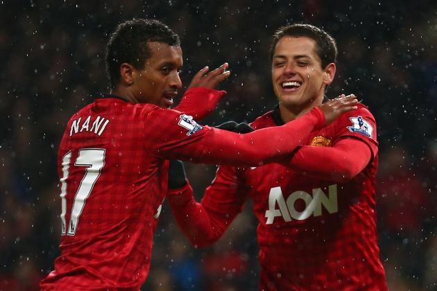 Match Report: Man Utd 2-1 Reading