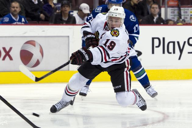 Chicago Blackhawks: History on the Line Tuesday Night in Matchup Against Canucks