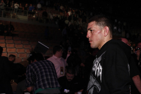 Nick Diaz Calls Accusations of Him No-Showing Countdown Tapings 'Bulls***'