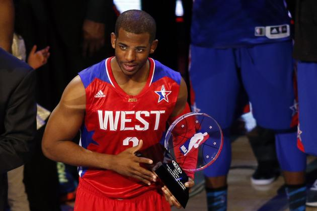 NBA All-Star Game 2013: Chris Paul Proves He's Best All-Around PG