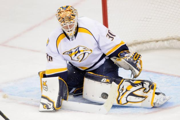 Preds Fall to Avalanche 6-5