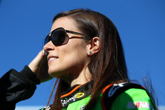 Danica Patrick Is in Fast Lane to Become NASCAR's Brightest Star