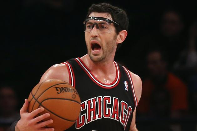 Kirk Hinrich Set to Return from Elbow Injury Tomorrow Night