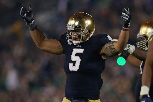 Manti Te'o NFL Combine 2013: Troubled LB Will Ressurect Draft Stock in Indy