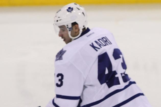 From Prospect to Player, Nazem Kadri Is Making the Most of His Time in Toronto
