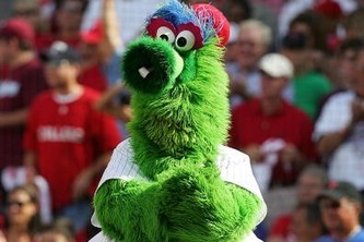 MSG Calls out the Phillie Phanatic