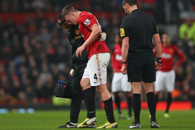 Injury to Man United's Jones Could Give Fergie a Madrid Rethink
