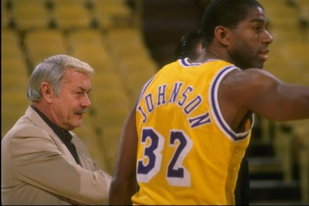 Lakers Legendary Jerry Buss and His