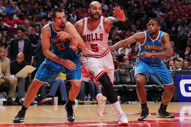 Chicago Bulls vs. New Orleans Hornets: Preview, Analysis and Predictions
