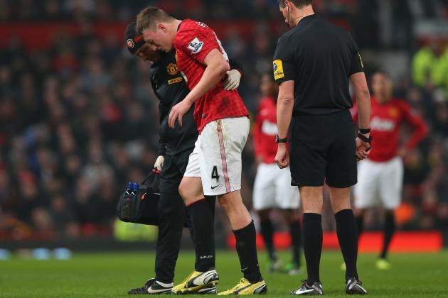 Phil Jones Injury Casts Shadow over Manchester United FA Cup Win