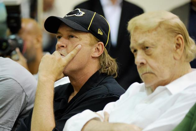 Breaking Down 'Succession Plan' for Lakers Ownership After Dr. Jerry Buss' Death