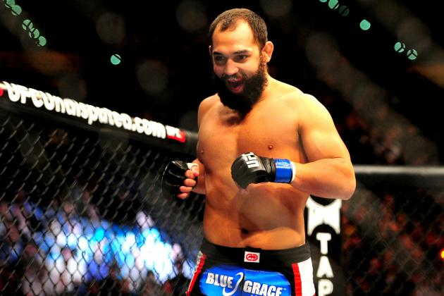 Johny Hendricks vs. Carlos Condit Set as New UFC 158 Co-Main Event