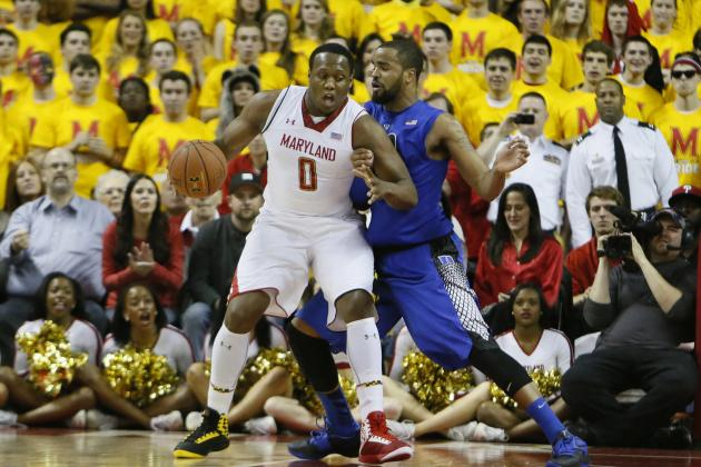Maryland Basketball: Duke Win Is a Stepping Stone, Not a Safety Net for Terps