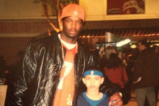 Jermaine O'Neal and Kendall Marshall Go Way Back
