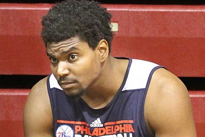 Holiday: Bynum Looks 'Like a Beast' Some Days