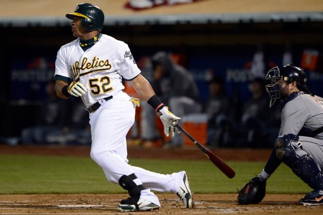 Oakland A's: Why They Will Have a Very Good Offense in 2013