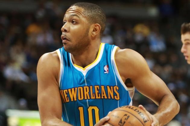 Eric Gordon Unconcerned with Approaching NBA Trading Deadline