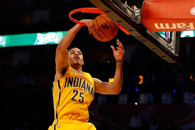 NBA Slam Dunk Contest 2013: What Future Stars Can Learn from This Year's Errors