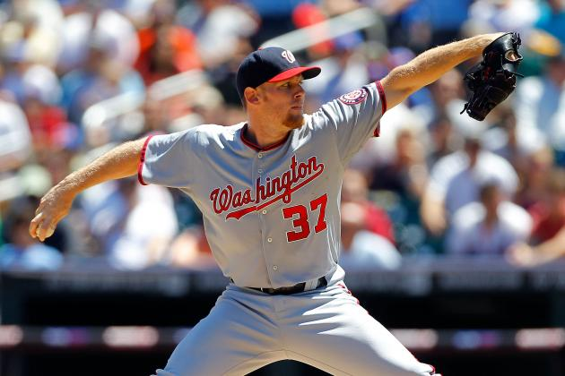 Predicting the Washington Nationals Starting Rotation on Opening Day