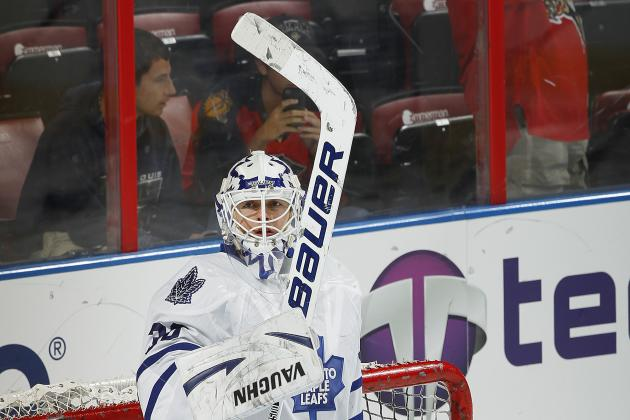 Maple Leafs Beats Panthers 3-0