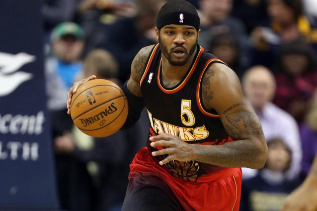 Rivers 'Not a Fan' of Josh Smith
