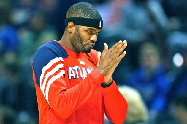 Atlanta Hawks Reportedly Determined to Move Josh Smith Before Trade Deadline