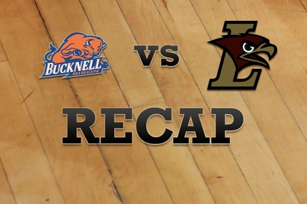 Bucknell vs. Lehigh: Recap, Stats, and Box Score