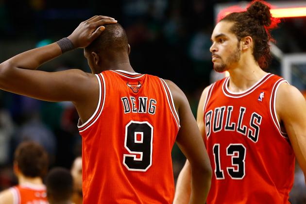 Five Questions Facing Bulls in 2nd Half