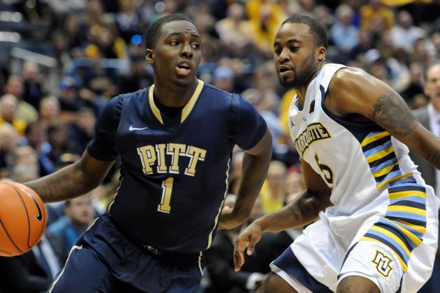 Notre Dame rallies past Pitt, 51-42