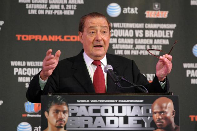 Arum Recalls Top Rank's Failed Bid to Buy NBA Team in 1994