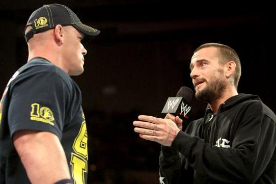 WWE Monday Night Raw Recap: Cena Grants Punk a Chance to Headline WrestleMania