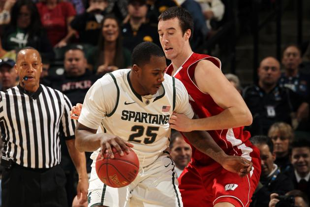 Michigan State Basketball: Derrick Nix Gets Classless Tweet Via ESPN Radio Host
