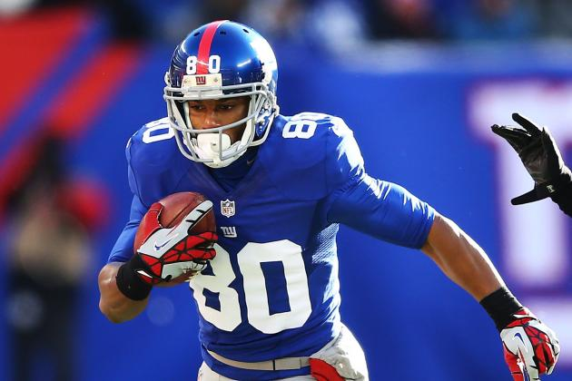 New York Giants: Will Big Blue, Victor Cruz Work out a Deal for 2013?