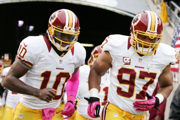 Washington Redskins' 2012 Season Turnaround Started with Naming RG3 Co-Captain