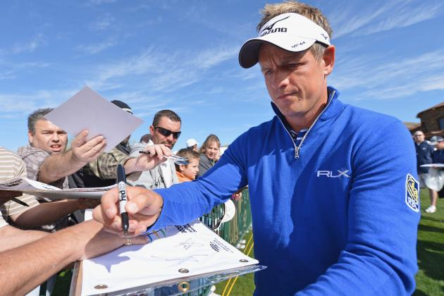 Accenture Match Play 2013: Power Ranking Event's Top Contenders