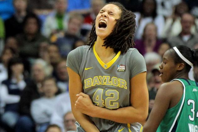 Baylor Bests UConn as Griner Scores 3,000th