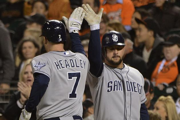 MLB Preseason Evaluation Series: 2013 San Diego Padres