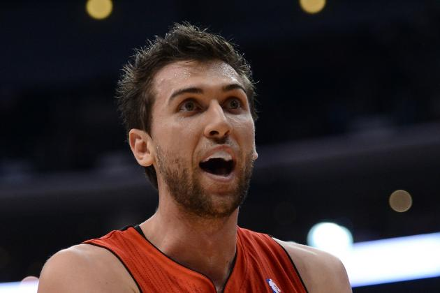 Bulls Trade Rumors: Dealing Carlos Boozer for Andrea Bargnani Not the Answer