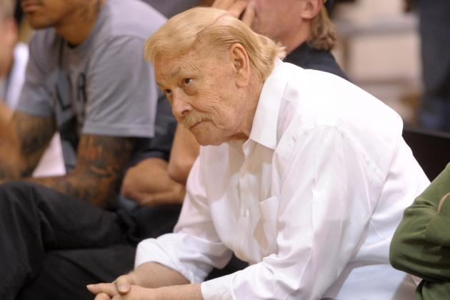 "Wizards' Trevor Ariza on Passing of Lakers Owner Jerry Buss: ""It Hurts Bad"""